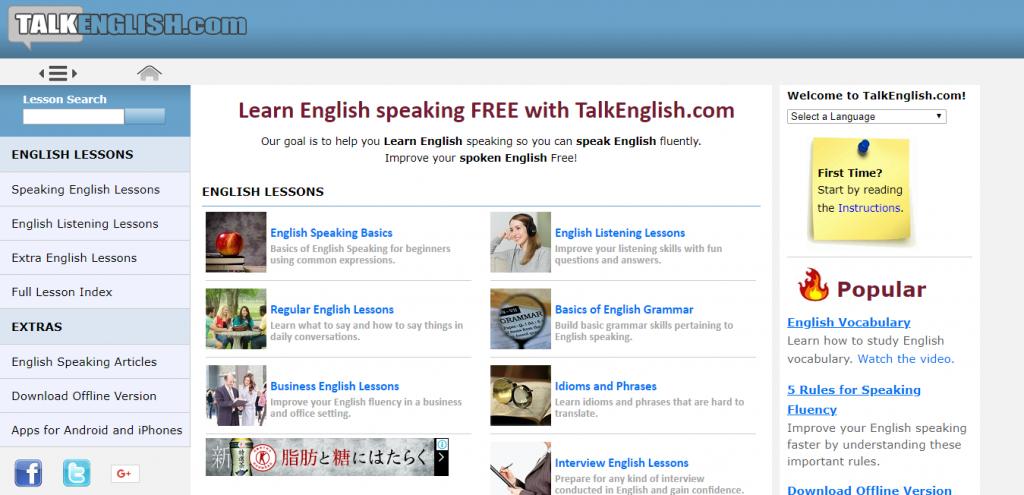 TalkEnglish.com